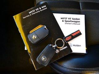2017 Holden Commodore VF II MY17 SV6 Sportwagon Orange 6 Speed Sports Automatic Wagon