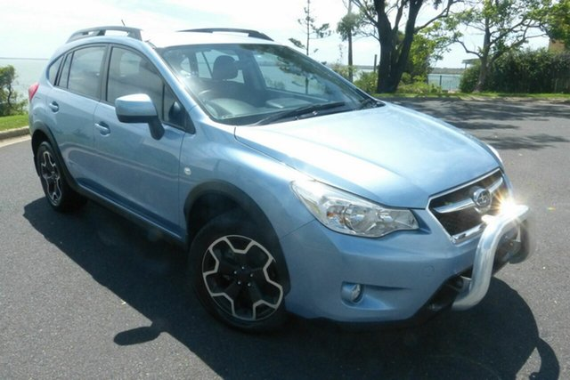 Used Subaru XV G4X MY12 2.0i AWD Gladstone, 2011 Subaru XV G4X MY12 2.0i AWD Blue 6 Speed Manual Wagon