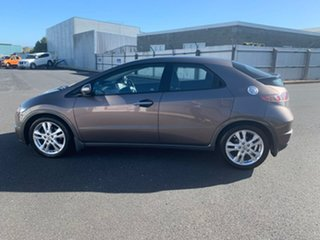 2010 Honda Civic 8th Gen MY10 SI Bronze 6 Speed Manual Hatchback