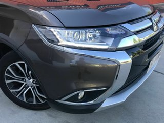 2017 Mitsubishi Outlander ZK MY17 LS 4WD Bronze 6 Speed Constant Variable Wagon