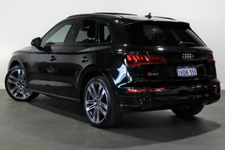 2019 Audi SQ5 FY MY19 Black Edition Tiptronic Quattro Black 8 Speed Sports Automatic Wagon