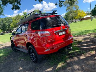 2017 Holden Trailblazer RG MY18 Z71 Absolute Red 6 Speed Sports Automatic Wagon