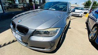 2008 BMW 3 Series E90 MY08 320i Steptronic Grey 6 Speed Sports Automatic Sedan