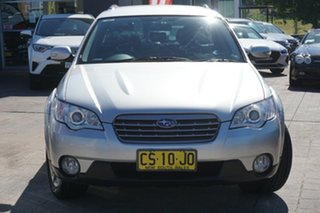 2007 Subaru Outback B4A MY07 Luxury AWD Silver 4 Speed Sports Automatic Wagon.