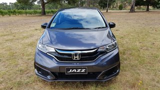 2020 Honda Jazz GF MY21 Limited Edition Modern Steel 1 Speed Automatic Hatchback.