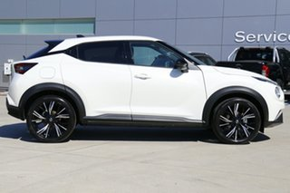 2020 Nissan Juke F16 Ti DCT 2WD Ivory Pearl 7 Speed Sports Automatic Dual Clutch Hatchback