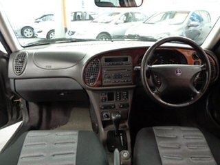 2002 Saab 9-3 MY2002 Aero Grey 4 Speed Automatic Coupe