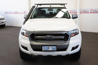 2016 Ford Ranger PX MkII XLS 3.2 (4x4) 6 Speed Automatic Double Cab Pick Up