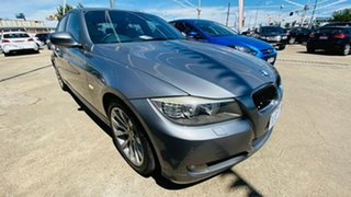 2008 BMW 3 Series E90 MY08 320i Steptronic Grey 6 Speed Sports Automatic Sedan.