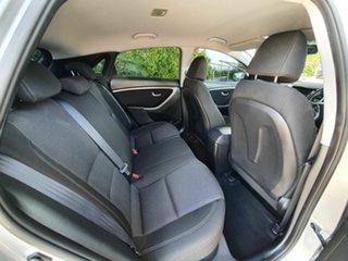 2012 Hyundai i30 Active Silver Automatic Hatchback.