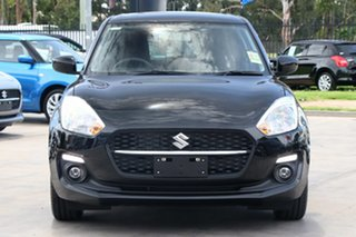 2020 Suzuki Swift AZ Series II GL Navigator Black 1 Speed Constant Variable Hatchback