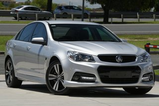 2014 Holden Commodore VF MY14 SS Storm Silver 6 Speed Manual Sedan.
