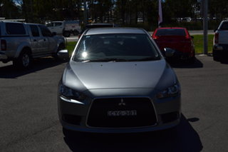 2015 Mitsubishi Lancer CJ MY15 ES Sport Grey 5 Speed Manual Sedan.