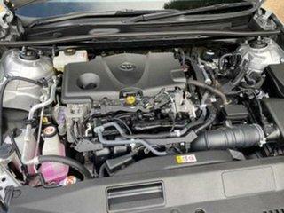 2018 Toyota Camry Hybrid Silver Sedan