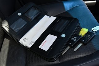 2012 Honda Accord Euro CU MY12 Luxury Navi White 5 Speed Automatic Sedan