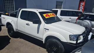 2007 Ford Ranger PJ 07 Upgrade XL (4x4) 5 Speed Manual Dual Cab Chassis