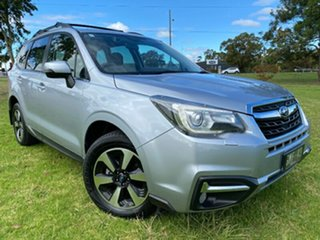 2017 Subaru Forester S4 MY17 2.5i-S CVT AWD Silver 6 Speed Constant Variable Wagon.