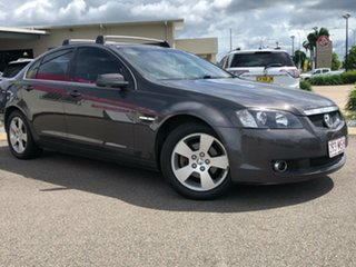 2006 Holden Calais VE Grey 5 Speed Sports Automatic Sedan.