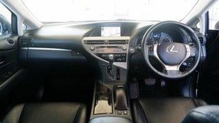 2013 Lexus RX AGL10R RX270 Grey 6 Speed Sports Automatic Wagon