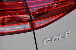 2018 Volkswagen Golf 7.5 MY18 110TSI DSG Silver 7 Speed Sports Automatic Dual Clutch Hatchback