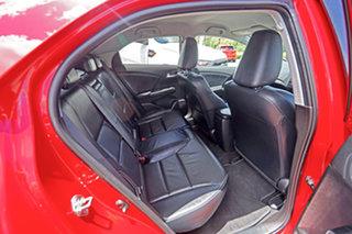 2013 Honda Civic 9th Gen MY13 VTi-L Red 5 Speed Sports Automatic Hatchback