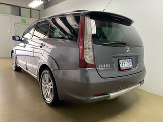 2008 Mitsubishi Grandis BA MY08 VR-X Grey 4 Speed Auto Sports Mode Wagon