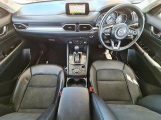 2019 Mazda CX-5 KF4WLA Touring SKYACTIV-Drive i-ACTIV AWD Silver 6 Speed Sports Automatic Wagon