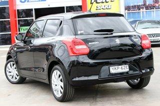 2021 Suzuki Swift AZ Series II GL Navigator Plus Super Black 1 Speed Constant Variable Hatchback.
