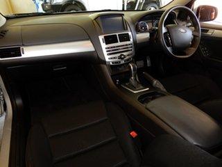 2013 Ford Falcon FG MK2 XR6T Silver 6 Speed Auto Seq Sportshift Sedan.