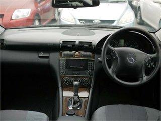 2004 Mercedes-Benz C-Class W203 C180 Kompressor Classic Black Automatic Sedan