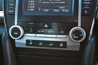 2015 Toyota Camry ASV50R MY15 Altise Wildfire 6 Speed Automatic Sedan