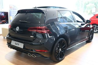 2020 Volkswagen Golf 7.5 MY20 R DSG 4MOTION Final Edition Black 7 Speed Sports Automatic Dual Clutch