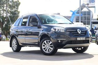 2015 Renault Koleos H45 PHASE III MY15 Sport Way Grey 1 Speed Constant Variable Wagon.