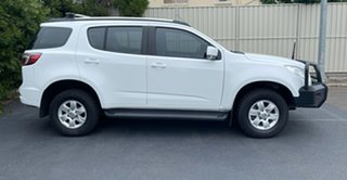 2016 Holden Colorado 7 RG MY16 Trailblazer White/rey 6 Speed Sports Automatic Wagon.