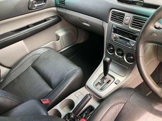 2007 Subaru Forester 79V MY07 XT AWD Luxury Silver 4 Speed Automatic Wagon