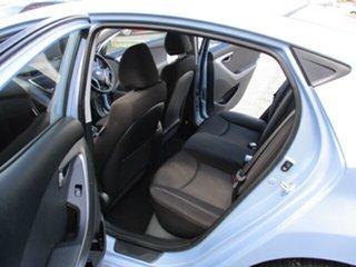 2013 Hyundai Elantra ACTIVE Blue 4 Speed Automatic Sedan