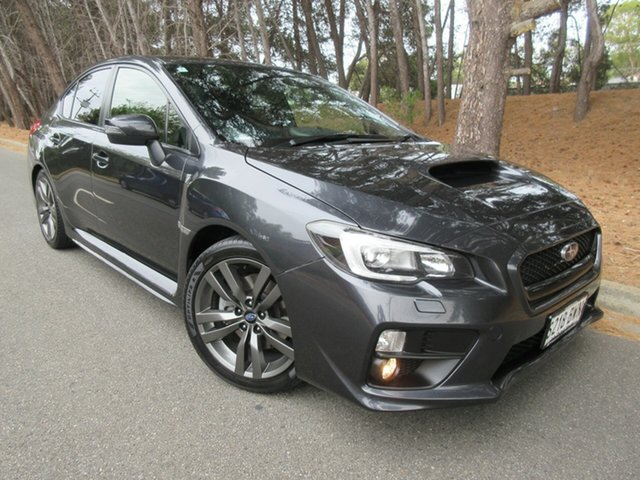 Used Subaru WRX V1 MY16 Premium Lineartronic AWD Reynella, 2016 Subaru WRX V1 MY16 Premium Lineartronic AWD Grey 8 Speed Constant Variable Sedan