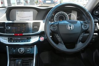 2013 Honda Accord 9th Gen MY13 VTi-L Grey 5 Speed Sports Automatic Sedan