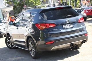 2015 Hyundai Santa Fe DM MY15 Elite CRDi (4x4) 6 Speed Automatic Wagon.