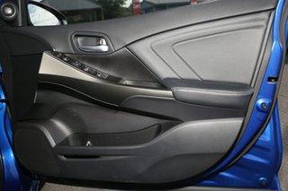 2016 Honda Civic 9th Gen MY15 VTi-LN Brilliant Sporty Blue 5 Speed Sports Automatic Hatchback