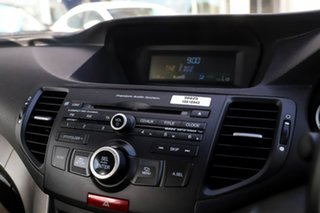 2008 Honda Accord Euro CU Grey 5 Speed Automatic Sedan