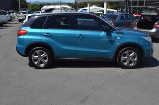 2016 Suzuki Vitara LY RT-S 2WD Turquoise 6 Speed Sports Automatic Wagon