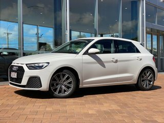 2020 Audi A1 GB MY21 30 TFSI Sportback S Tronic 7 Speed Sports Automatic Dual Clutch Hatchback