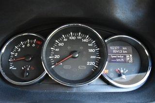 2011 Renault Fluence L38 Dynamique White 6 Speed Constant Variable Sedan