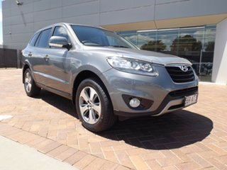 2012 Hyundai Santa Fe CM MY12 Trail 6 Speed Sports Automatic Wagon.
