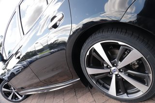 2016 Subaru Impreza G5 MY17 2.0i-S CVT AWD Black 7 Speed Constant Variable Sedan