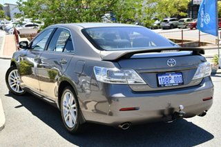 2010 Toyota Aurion GSV40R MY10 AT-X Grey 6 Speed Sports Automatic Sedan.