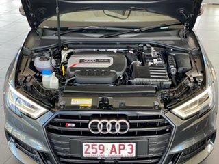 2020 Audi S3 8V MY20 Sportback S Tronic Quattro Daytona Grey 7 Speed Sports Automatic Dual Clutch