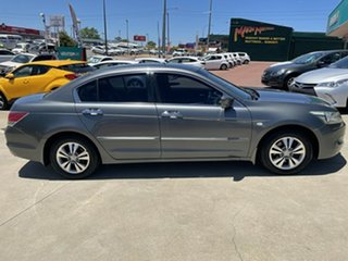 2010 Honda Accord 50 MY10 VTi Grey 5 Speed Automatic Sedan