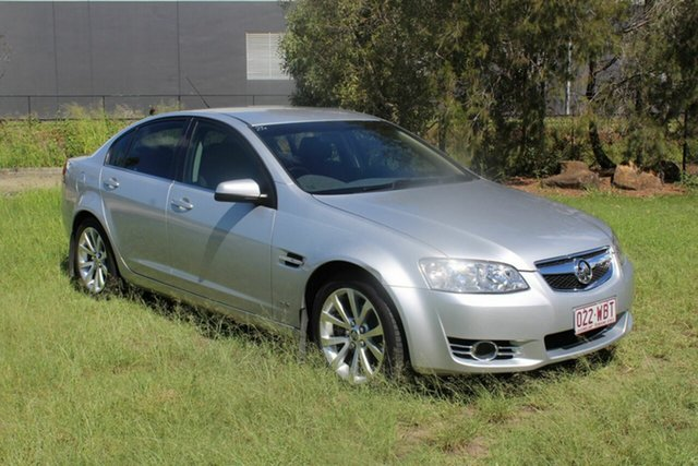 Used Holden Commodore VE II MY12 Equipe Ormeau, 2011 Holden Commodore VE II MY12 Equipe Silver 6 Speed Sports Automatic Sedan
